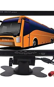 """BYNCG 7M 848 x 480 170 Gradi Automobile DVR A 7"""" Monitor TFT LCD Dash CamforUniversali Modalità parcheggio assistito"""