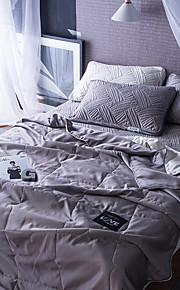 Komfortabel Poly / bomuldsblanding Poly / bomuldsblanding Garn Bleget 300 TC Ensfarvet