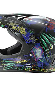 terénní motocyklová závodní přilba vlk dewclaw plná obličej rychlost závodní odolná motorová helma