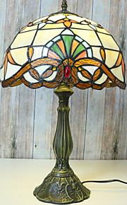 Tradicional/Clásico Decorativa Lámpara de Mesa Para Metal 220-240V Blanco Amarillo
