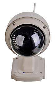 vstarcam® 720p 1.0mp wifi waterdichte veiligheidssurveillance ip camera (ptz / 4x zoom 15m nachtzicht / alarm / p2p / ondersteuning 128gb tf-kaart)