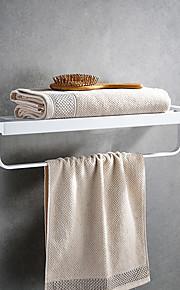 Prateleira de Banheiro Multifunções Moderna Latão 1pç Montagem de Parede