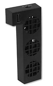 Ledning Faner Til Xbox One X,PVC Faner Bærbar USB 2.0 0cm