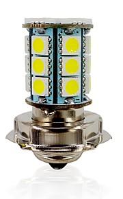 2pcs Motorka Žárovky 2 W SMD 5050 200 lm 24 LED Blinkry / Čelovka / Motorka
