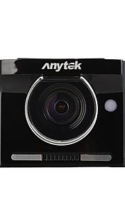 Anytek A22 1080p Noční vidění Auto DVR 170 stupňů Široký úhel 3 inch TFT Dash Cam s GPS / Noční vidění / G-Sensor Záznamník vozu / WDR