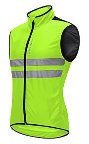WOSAWE Motocyklové oblečení Kurtka / Vesty pro Vše Polyester Jaro & podzim / Léto Voděodolné / Yansıtıcı / Rychleschnoucí