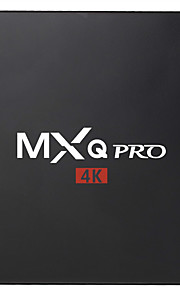 mxq 프로 텔레비젼 상자 안드로이드 8.1 tv 상자 rk3229 2 기가 바이트 램 16 기가 바이트 롬 쿼드 코어