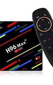 H96 Max plus TV Box / Air Mouse Android 8.1 TV Box / Air Mouse RK3328 4GB RAM 32GB ROM 옥타 코어 멋진