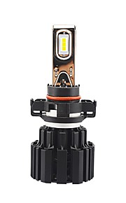 Factory OEM 2pcs H16 Auto Žárovky 50 W SMD LED 6800 lm 2 LED Čelovka Pro Evrensel / Volvo / Volkswagen Všechny modely Univerzální