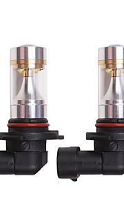 OTOLAMPARA 2pcs 9005 차 전구 30 W 고성능 LED 1800 lm 6 LED 헤드램프 제품 Jeep / Chrysler / BMW Compass / X5 2002 / 2008 / 2013