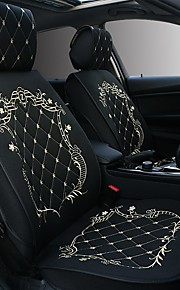 ODEER 차량용 의자 쿠션 좌석 쿠션 블랙 / 핑크 / 블랙 골드 / 블랙 / 화이트 직물 보통 제품 유니버셜 모든 년도 전체 모델