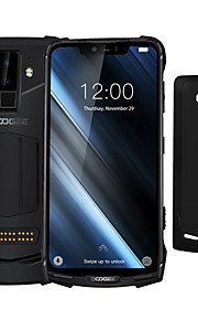 "DOOGEE S90 Power Version 6.18 inch "" 4G Smartphone / Mobil (6 GB. + 128GB 8 mp / 16 mp MediaTek MT6771 5050 mAh mAh) / duální kamery"