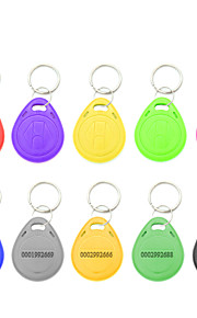 5YOA 100KeyTK4100 RFID Keyfobs 홈 / 아파트 / 학교