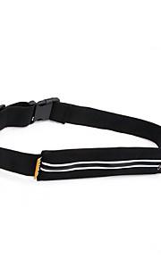 TULN® Ledvinka Odolné vůči dešti Vysoká pružnost Outdoor Běh Jogging Spandex černá / bílá Černá / červená modrá / černá