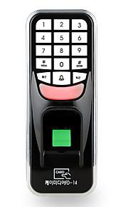 5YOA BM1 액세스 제어 시스템 세트 / 액세스 제어 키패드 RFID 지문 / 암호 / ID 카드 홈 / 아파트 / 학교