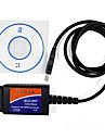OBD2 ELM327 scanner usb - πλαστικό