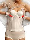 bumbac bretele detasabile corsete de mireasa / ocazie specială shapewear