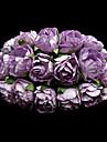 minunat hârtie flori de nunta caciula de mireasa
