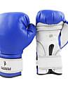 Leather Full Finger Professional Boxing Gloves (Average Size)