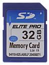 32gb höghastighets Elite Pro sd minneskort