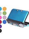 Skyddande Continuum Aluminium Case för 3DS LL / XL