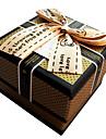 Lovely Pokla Dot Gift Box With Ribbon Bowknot