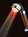 Contemporan Duș de Mână Crom Caracteristică for  LED , Cap de dus
