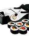 Teak Multifuncțional pentru Rice Ustensile de Sushi