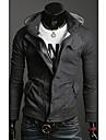 Jachetă Casual Din Lână Pentru Bărbați