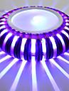 3 LED Integrat  Modern/Contemporan Galvanizat Caracteristică for LED Stil Minimalist Bec Inclus,Lumină Ambientală Lumina de perete