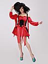 Pirat Costume Cosplay Costume petrecere Feminin Halloween Carnaval Festival/Sărbătoare Costume de Halloween Peteci
