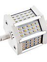 2W R7S Becuri LED Corn 45 LED-uri SMD 3014 Alb Cald 2700lm 2700KK AC 85-265V