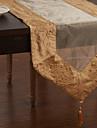 traditionella polyester mönster löpare