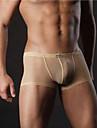 Bărbați Pantaloni scurți & Briefs Chiloți Ultra Sexy Boxeri Briefs(Acrilic Nailon)