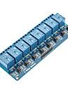 8-kanals 5v-relämodul för (för arduino) (arbetar med officiella (för arduino) kort)
