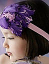 Fata lui Feather flori hairband