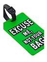 Bagaje de călătorie Tag - Scuză-mă, nu geanta