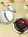 Personalizat Lover Gift model Chrome Compact Mirror