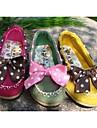 Copii dulce Lace Bow tendon pantofi cu întârziere
