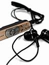 clip-on stereo Bluetooth v3.0 + EDR, setul cu cască căști pentru iPhone 6/6 plus (aur)
