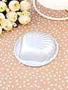 Aluminum Alloy Small Shell Cake Mould, 7x5x2cm