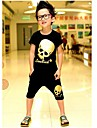 Fashion T-Shirts băiat + Shorts Seturi Lovely vară două piese de îmbrăcăminte sport Seturi Set