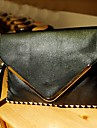Femeii Fashion Street Rivet Tote umăr Geantă de mână Messenger Bag
