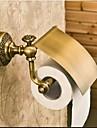 Toalettpappershållare / Antik Brons Antik