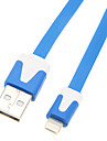 USB 2.0 Hane till 8pin hane-kabel (Blå Lila 100cm)