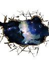 Decals 3D Starry Sky perete autocolante de perete