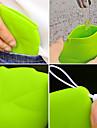 Tasse portative de poche de style de feuille de 1pc vert carry