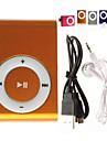 Mp3 Player Mini Clip, Micro SD, Cititor De Card TF (Culori Multiple)