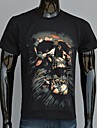 Men's 3D Printed Short Sleeve T-Shirt