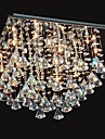 SL® Chandelier Uplight - Crystal, Traditional / Classic, 110-120V 220-240V, Warm White, Bulb Included